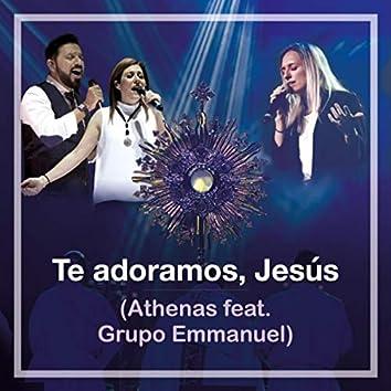 Te Adoramos, Jesús (Eucaristía) [feat. Grupo Emmanuel]