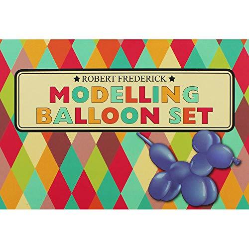 Robert Frederick ballon model in een doos – Harlequin, gesorteerd