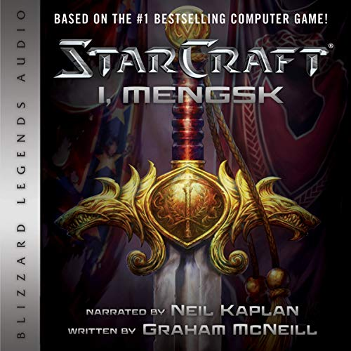 StarCraft: I, Mengsk cover art