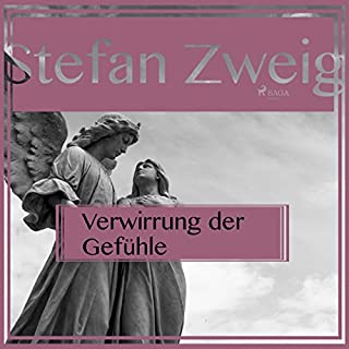 Verwirrung der Gefühle audiobook cover art