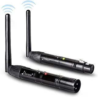 wireless dmx512 transmitter receiver system