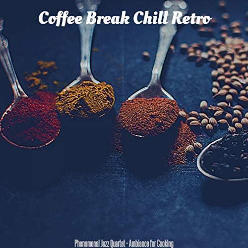 Coffee Break Chill Retro