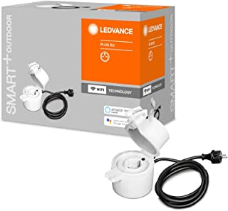 LEDVANCE Smart+ Outdoor Plug with WiFi Technology, Integrates Conventional Devices in Your Smart Home, Compatible with Goo...