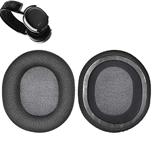 Arctis Earpads Replacement Ear Pads Cushions Muffs Repair Parts Compatible with SteelSeries Arctis 3 5 7 Gaming Headset Headphone.