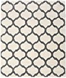 CarpetVista Tapis Berber Shaggy Illusia, Poils Longs, 250 x 300 cm, rectangulaire, Standard 100 by...