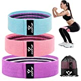 COFOF Resistance Bands Set - Exercise Bands Booty Bands Workout Bands Hip Bands Resistance Loop Bands for Resistance Training, Physical Therapy, Home Workouts