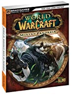 World of Warcraft Mists of Pandaria Signature Series Guide de BradyGames