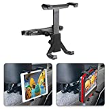 Supporto Tablet Auto, POMILE Universale Rotazione di 360 ° Supporto per Poggiatesta Auto ...