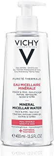 Vichy Pureta Thermale One Step Micellar Cleansing Water & Makeup Remover for Sensitive Skin