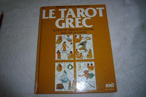 Tarot grec maisonblanche Frédéric f29041