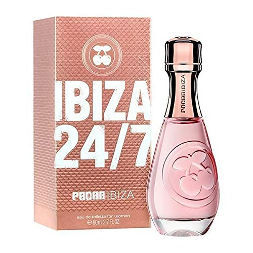 Perfume Ibiza 24/7 Pacha EDT para mujer (80 ml)