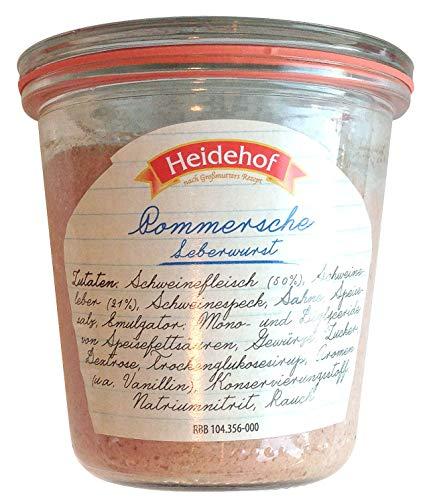 Heidehof - Pommersche Leberwurst - 200g