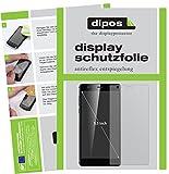 dipos I 2X Schutzfolie matt kompatibel mit Oukitel U13 Folie Bildschirmschutzfolie