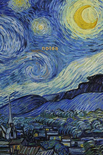 Notes: Van Gogh Starry Night Journal 175-Page Notebook (Iconic Art Journals) (Volume 8)