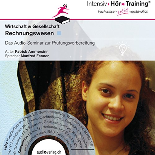 Rechnungswesen der Schweiz (IntensivHörTraining) audiobook cover art