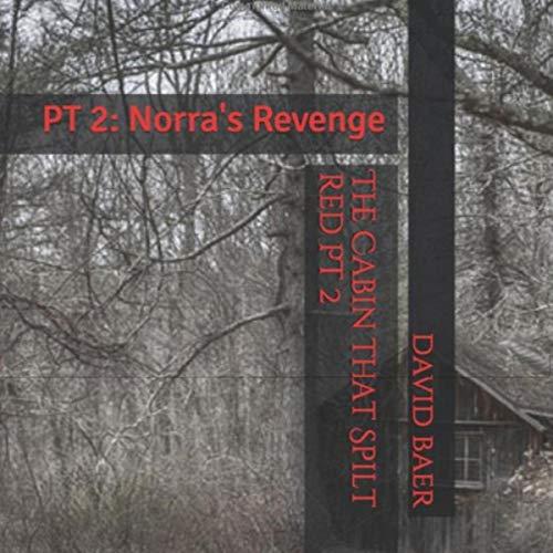 The Cabin That Spilt Red Titelbild