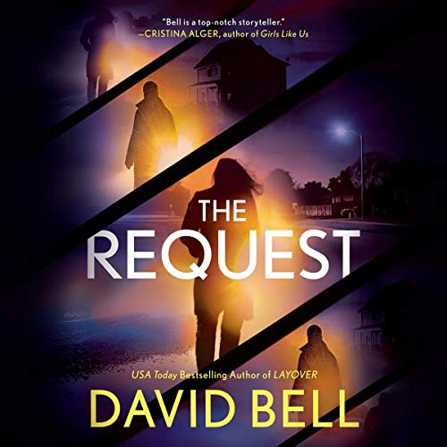 The Request audiobook cover art