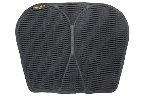Kayak Paddling Gel Seat Pad with AirFlo Breathable and Cushioning Mesh