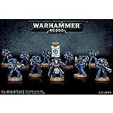 Warhammer 40000 Space Marine Tactical Squad Warhammer 40K edición 2020