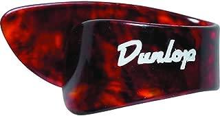 Dunlop 9022R Shell Plastic Thumbpicks, Medium, 12/Bag