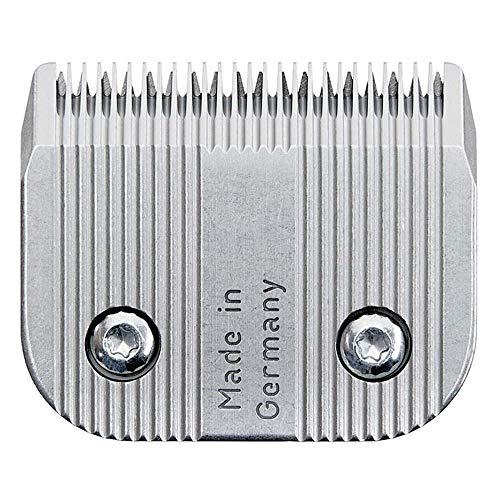 Global Pettine metallico Moser Max45 e Max50 1 mm | Pettine per macchina tosatrice Moser Max45 e Max50 | Pettine per macchina per spelare 1 mm