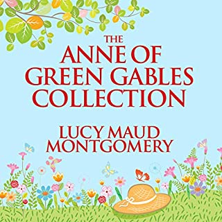 The Anne of Green Gables Collection cover art