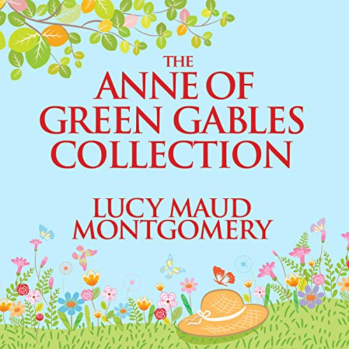 『The Anne of Green Gables Collection』のカバーアート
