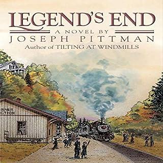 Legend's End audiobook cover art