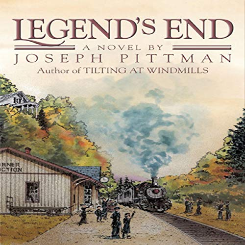 Legend's End Audiobook By Joseph Pittman cover art