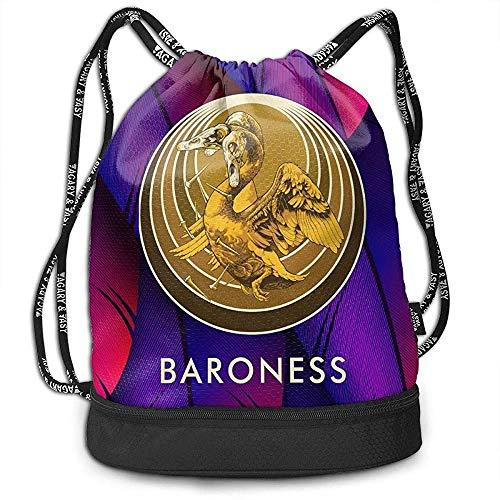 Emild mannen en vrouwen algemene reizen rugzak barones band veelzijdig uniek ontwerp rugzak tas