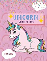 Unicorn: Coloring Book for Kids