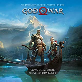 God of War                   Written by:                                                                                                                                 J. M. Barlog,                                                                                        Cory Barlog                               Narrated by:                                                                                                                                 Alastair Duncan                      Length: 9 hrs and 46 mins     38 ratings     Overall 4.7
