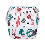 babygoal Reusable Swim Diaper, Washable Swimsuits for Babies 0-2...