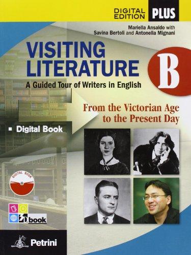 Visiting literature. Per le Scuole superiori. Con DVD-ROM. Con e-book. Con espansione online [Lingua inglese]: Vol. 2
