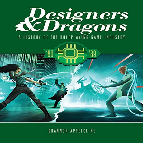 Designers & Dragons: The 80s cover art