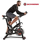 Schwinn Speedbike IC7 Fitnessbike mit LCD-Display, stabile Rahmenkonstruktion, Tablethalterung, 18...