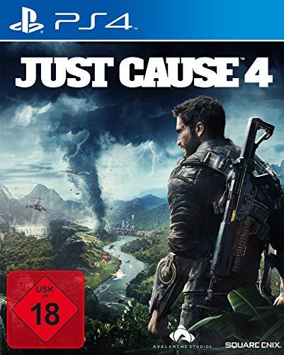 Just Cause 4 - Standard Edition - PlayStation 4 [Importación alemana]