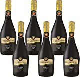 Cuvèe Extra Dry Vino Spumante - 6 bottiglie