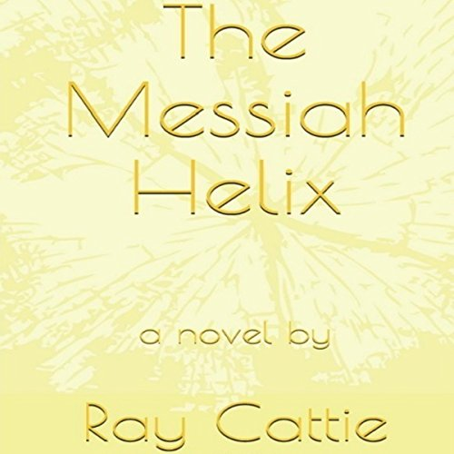 The Messiah Helix audiobook cover art
