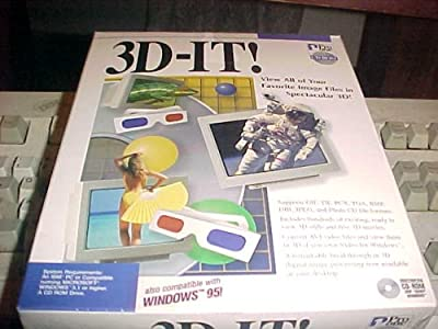 3D-IT! (Boxed with 3D Glasses)