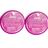 Prestige International Sunscreen Gel-Cream SPF 30, 2 Jars x 10g