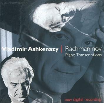 Rachmaninov: Transcriptions