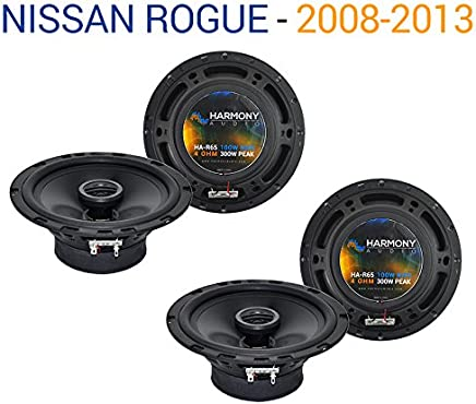Fits Nissan Rogue 2008-2013 Factory Speaker Replacement Harmony (2) R65 Package New