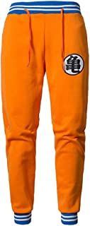 Men Anime Sweat Dragon Ball Pocket Harem Goku Workout Sportswear Pants