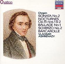 Chopin-Ashkenazy-Sonate N 2