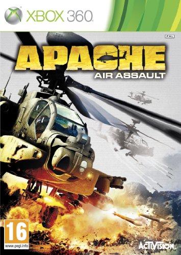 Apache Air Assault (Xbox 360) [Import UK]