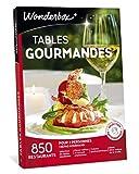Wonderbox - Coffret cadeau couple pour Noel - TABLES GOURMANDES – 850 restaurants...