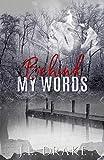 Behind My Words: A Ghost Writer's Romance Suspense