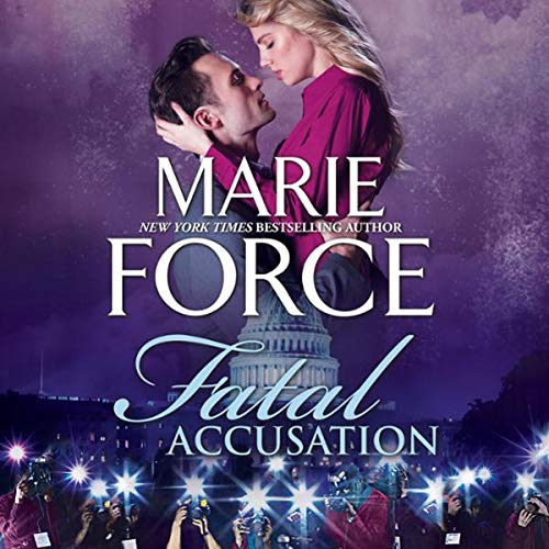 Fatal Accusation audiobook cover art