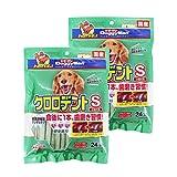 ドギーマン 犬用おやつ クロロデントスティック 超徳用 ビーフ 24本×2個 (まとめ買い)